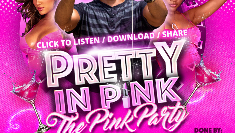 Dj Miks – Pretty In Pink 2016 Promo Mix