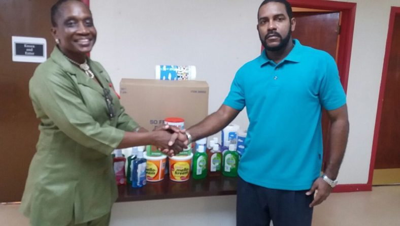 WarDadli Donates to the CARE Project