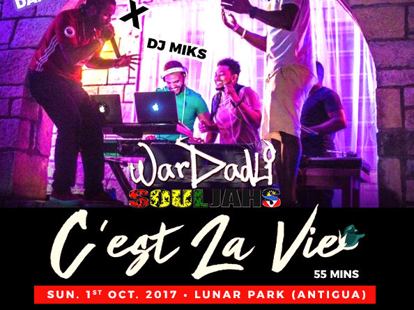WarDadli Live At Cest La Vie (Audio)