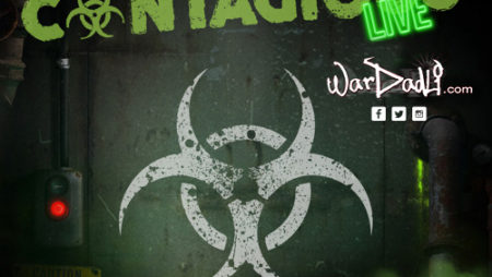 Dj Virus – CONTAGIOUS LIVE EP 5