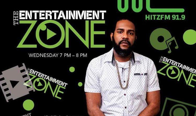 Shaka Presents the Entertainment Zone on 91.9 Hitz FM