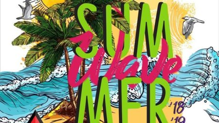 DJ Altitude of WarDadli SoulJahs presents Summer Wave 2018 – 2019