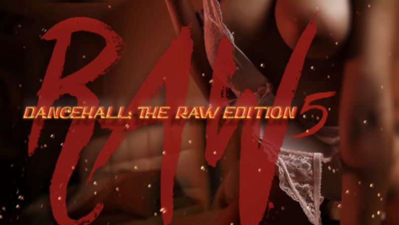 Dj Altitude presents Dancehall The Raw Edition 5