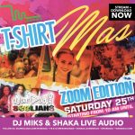 Miks Musique x Shaka presents – (LIVE AUDIO) HitzFM Virtual T-Shirt Mas