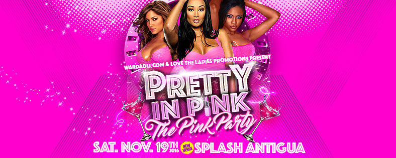 Pretty In Pink – The Pink Party 2016