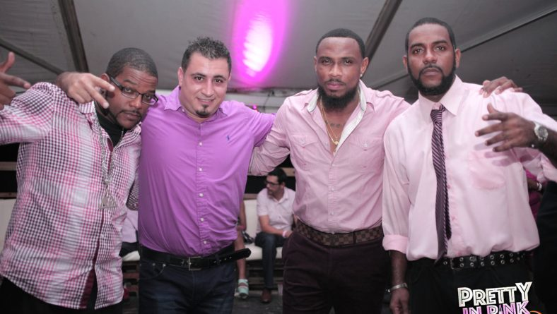 Pretty in Pink 2016 Photos