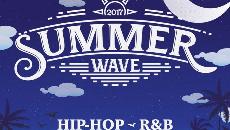 Dj Altitude presents Summer Wave 2017 Hip Hop / R&B