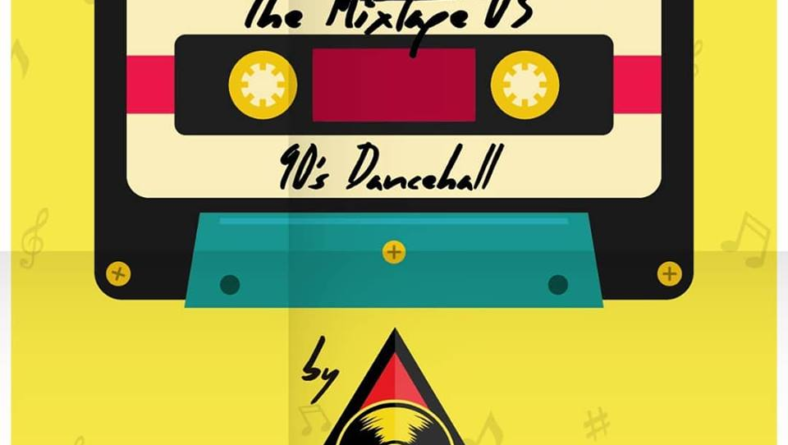 Dj Altitude – The Mixtape 03 (90's Dancehall)