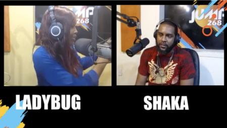 Exclusive WarDadli SoulJahs Interview with Shaka Dangerous on Jump 100 1FM